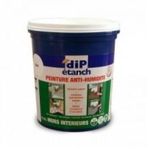 딥 방수및 결로방지 페인트(화이트) 750ml,2.5L