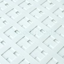PVC 라티스(화이트) 4mmx1220mmx2440mm