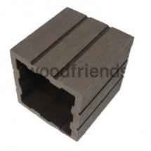 합성목재 난간재 포스트 2400mmx100mmx100mm(개당단가)